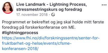 LL; programmet er bekreftet; forskningskonf. 2018 (2)