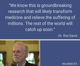 OMF; Ron Davis, the rest of the world will catch up soon